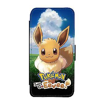 Funda de cartera Pokemon Eevee iPhone 6/6S