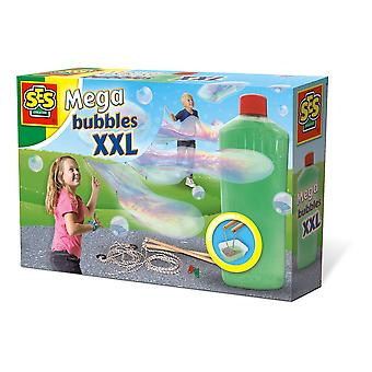 SES Creative Children's XXL-mega Bubble Blower Mixed Colours (2252)