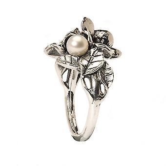 Troll pärlor hagtorn med pärla ring TAGRI-00221