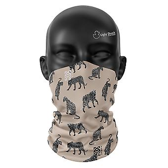 In the Wild Colours Snood Face Mask Scarf Neckerchief Head Covering Tube Buff