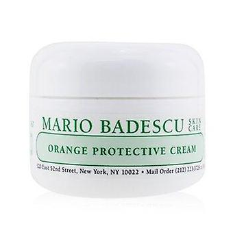 Orange Protective Cream - For Combination or  Dry or  Sensitive Skin Types 29ml or 1oz