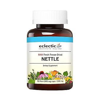 Eclectic Institute Inc Nettles Leaf, 50 Caps