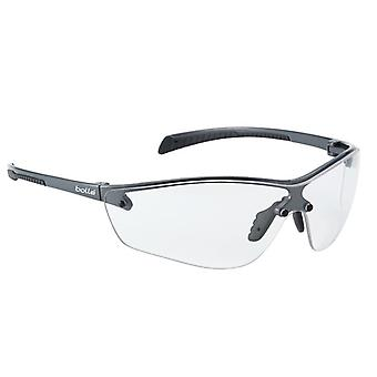 Bolle Safety SILIUM+ Platinum Safety Glasses - Clear BOLSILPPSI