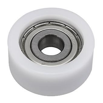 Plastové kladkové koleso s ložiskovými kladkovými kladkovými kolesami 10x36x16mm