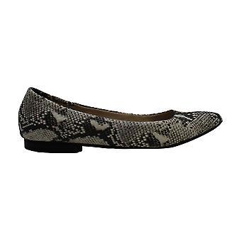 أمريكا خرقة المرأة & ق الأحذية جيلي ثعبان جلد وأشار المتسكعون اللب