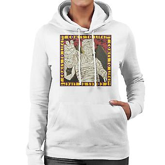 The Mummy It Comes To Life Women's Hooded Sweatshirt