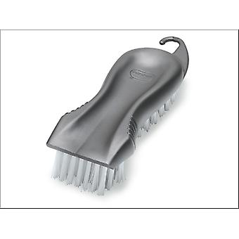 Addis Floor Scrubbing Brush Metallic 510415