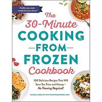 Den 30minute Matlaging fra Frozen Cookbook av Jones & Carole