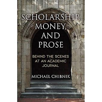 Scholarship, Money, and Prose: Behind the Scenes at an Academic Journal