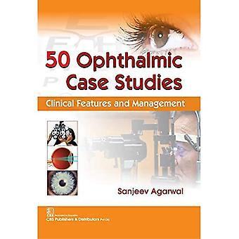 50 Silmätapaustutkimukset: Kliiniset ominaisuudet ja hallinta