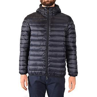 Canadian Ezbc455004 Men's Blue Nylon Down Jacket