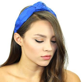 Silk Top Knot Headband