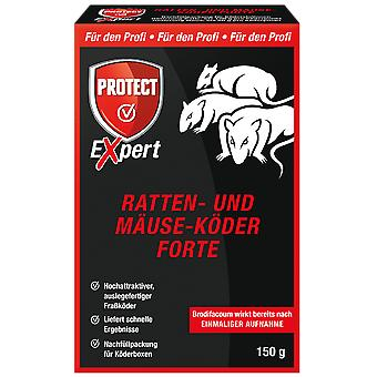 SBM Protect Expert Rat and Mice Bait Forte, 150 g