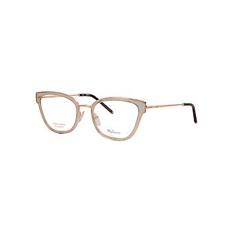 Mulberry VML025 06S8 Shiny Transparent Grey Glasses