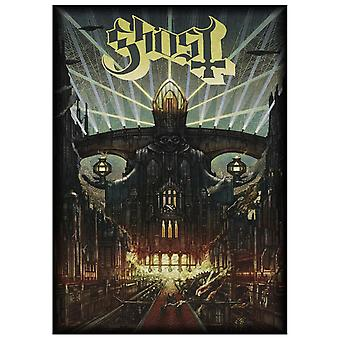 Ghost Poster Meliora Album Logo Official New Black Textile Flag 70cm x 106cm