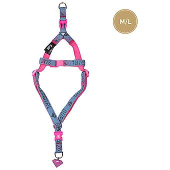 For Fan Pets Harness / Petral Supergirl (Dogs , Collars, Leads and Harnesses , Harnesses)