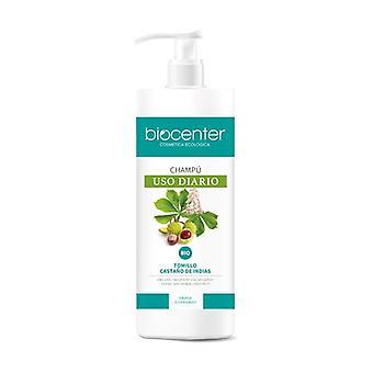 Botanical Organic Horse Chestnut Thyme Daily Use Shampoo 500 ml