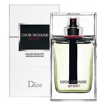 Dior Homme Sport Eau de toilette spray 125 ml