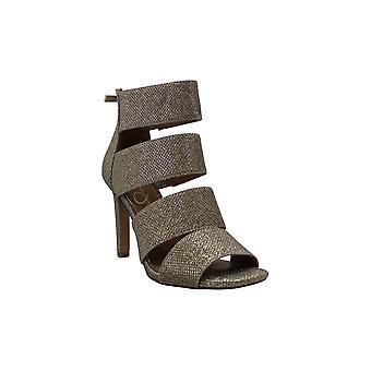 Jessica Simpson Womens Cerina Suede Open Toe Casual Strappy Sandals