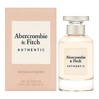 Authentic for women by abercrombie & fitch 3.4 oz eau de parfum spray fe790161
