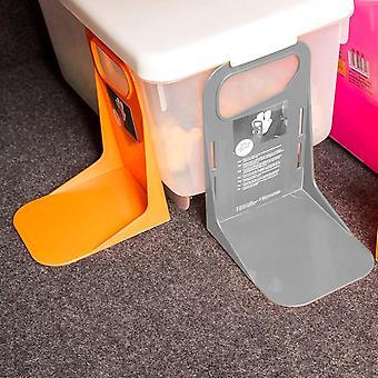 Auto zurück Auto Trunk Feste Rack Halter Gepäck Box Stand Shake-proof Organizer