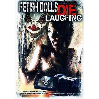 Fetish Dolls Die Laughing [DVD] USA import