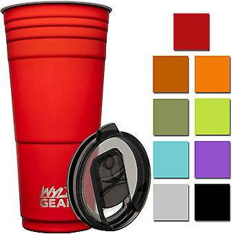 Wyld Gear 32 oz. Vacuum Insulated Stainless Steel Party Cup Tumbler