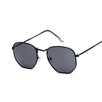العلامة التجارية مصمم مرآة ريترو الشمس نظارات فاخرة خمر النظارات الشمسية