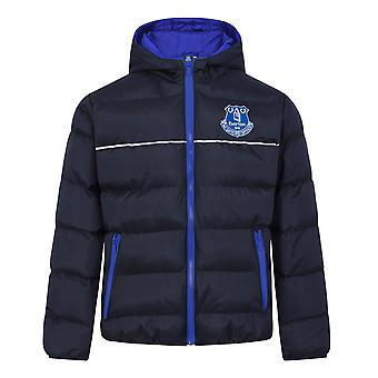 Everton FC Pojat Takki Hupullinen Talvi Tikattu Lapset VIRALLINEN Jalkapallo Lahja