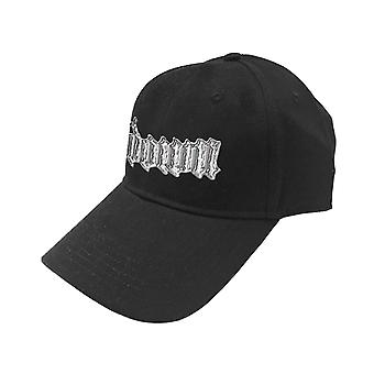 Down Baseball Cap Sonic Silver Band Logo new Official Black Unisex