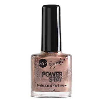 ASP Power Stay Professional Nail Lacquer - Whispers