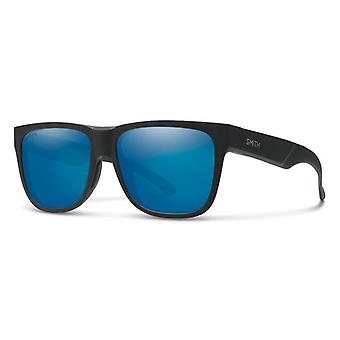 Smith Lowdown 2 003/QG Matte Black/Blue Mirror Gafas de sol