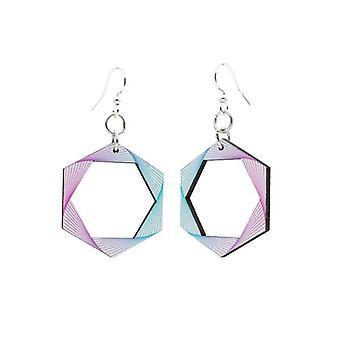Star Gate Earrings