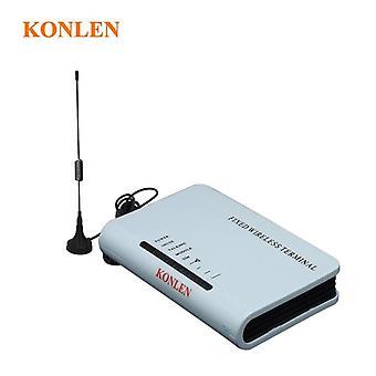 Bezprzewodowy stały terminal do domu telefon Gsm Sim Card Włóż Fwt Desktop, aby