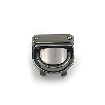 Ανθεκτική κλειδαριά συστροφής στροφής κούμπωμα για την τσάντα Diy/το πορτοφόλι