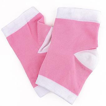 Hielbeschermers gel sokken