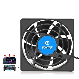 C1 Cooling Fan For Android Tv Box - Wireless Silent Quiet Cooler