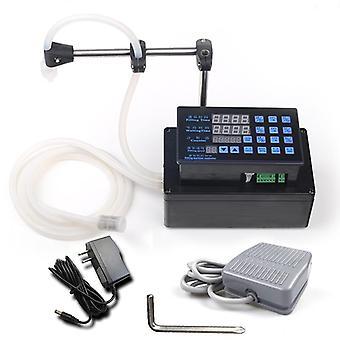 Sähkönesteiden täyttökone, minipullotetun veden täyteastian digitaalinen pumppu