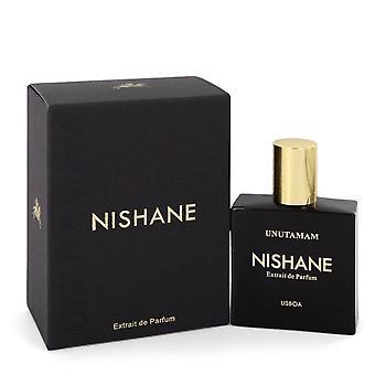 Nishane Unutamam Extrait De Parfum Spray (Unisex) By Nishane 1 oz Extrait De Parfum Spray