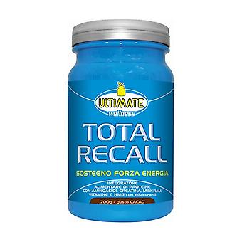Total Recall Cocoa Taste 700 g of powder