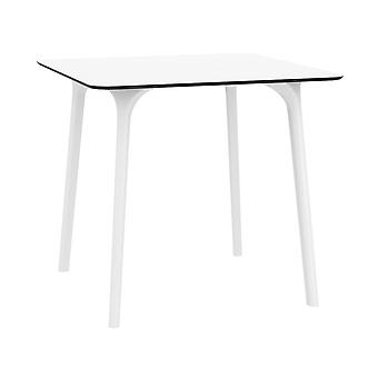 May Serving Or Side Table - White