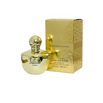 Oscar de la Renta Something Gold Eau de Parfum Spray 100ml