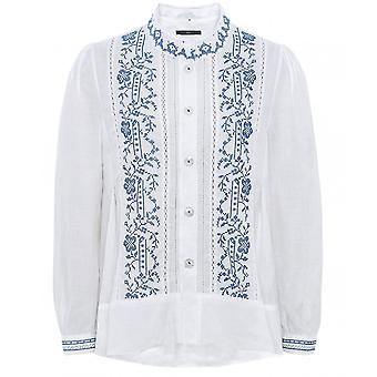 High Dreamlike Embroidered Shirt