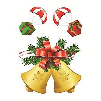 قابلة للإزالة عيد الميلاد Pvc ملصق ثابت