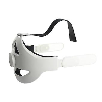 Adjustable Oculus Quest Head Strap, Vr Elite Increase Supporting Force Support,