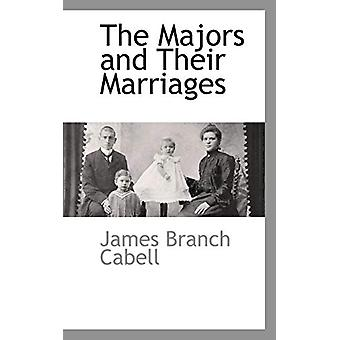 The Majors and Their Marriages by James Branch Cabell - 9781110810031