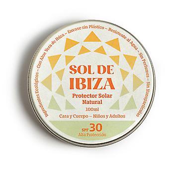 Sol de Ibiza Organic Sunscreen from Ibiza spf 30+ 100 ml
