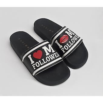 Kiss Slides Shoes