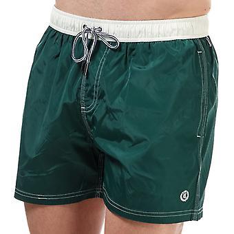 Pantalones cortos de playa Henri Lloyd Bicolor para hombre en verde