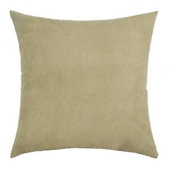 pillow 40 x 40 cm suede sand